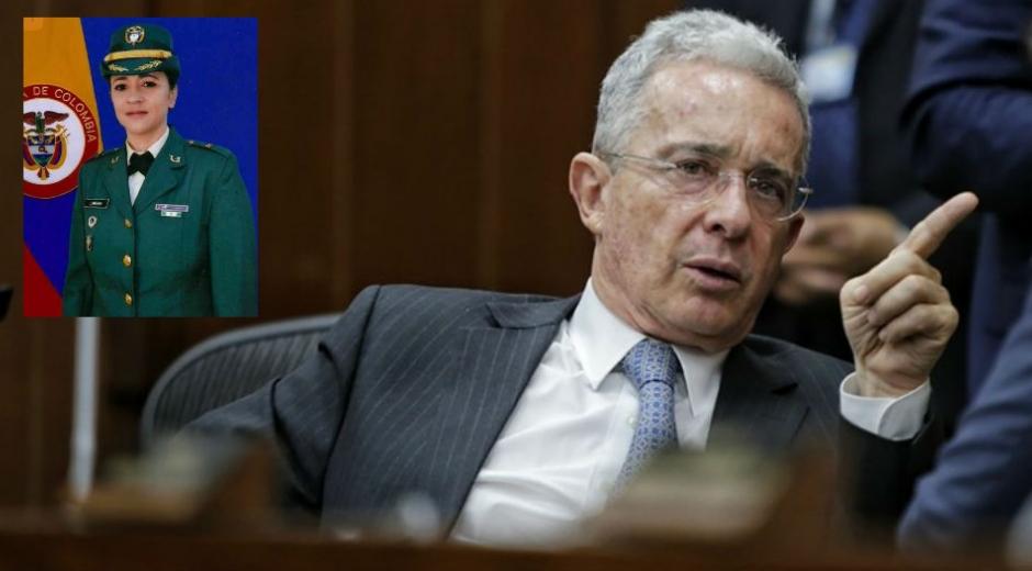 Separan a magistrada militar en investigación a Uribe sobre testigos