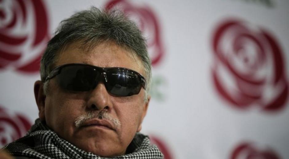 Seuxis Paucias Hernández, alias 'Jesús Santrich'