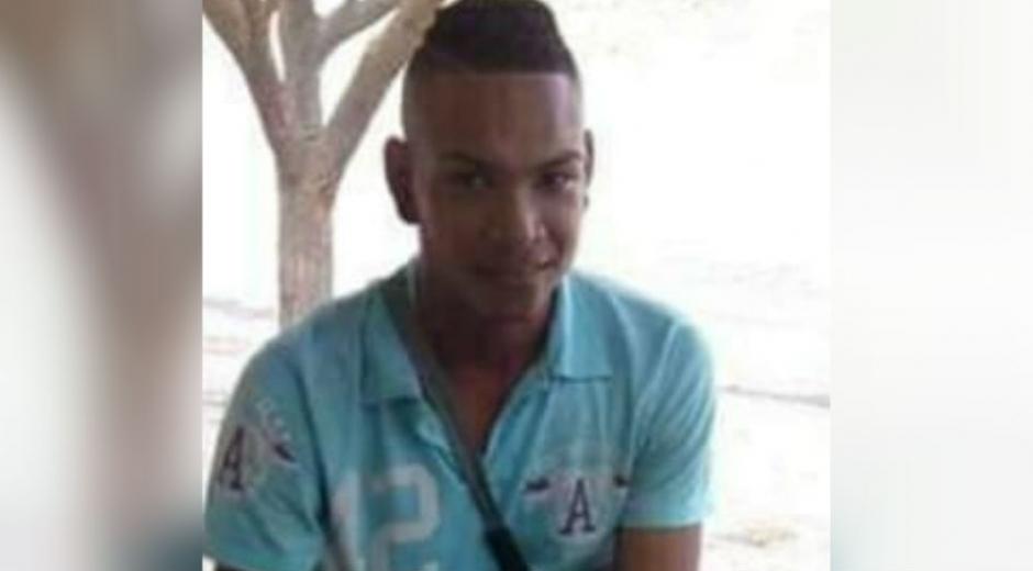 Alexis Andrés Guerrero Barrios.