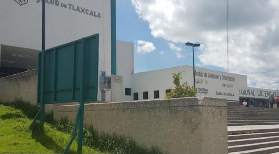Centro medico en Tlaxcala