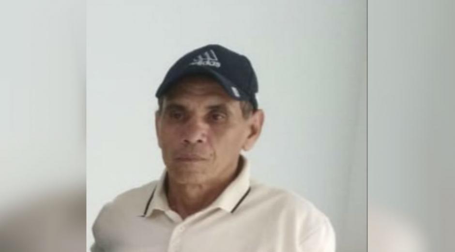 Luis Joaquín Trujillo.