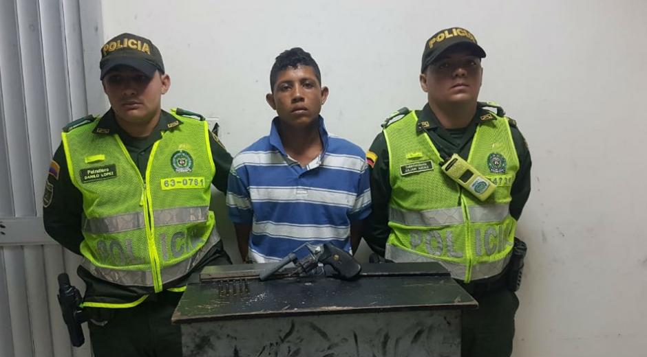 Breyner Alfonso Camargo Ardila.