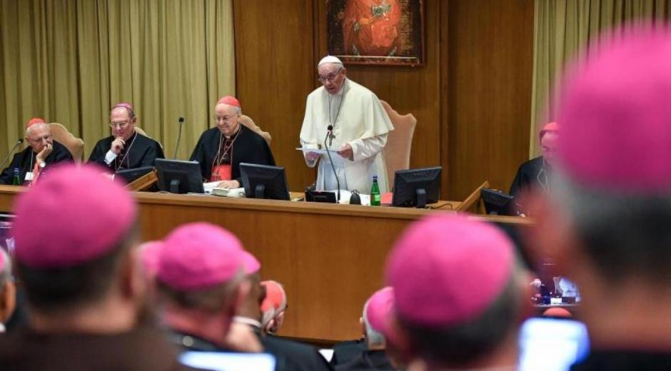 Sínodo de obispos de 2018.