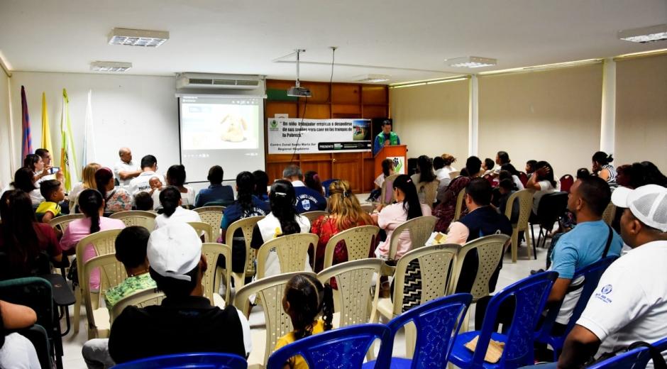 La Gobernación del Magdalena participó activamente en la conmemoración del Día Mundial Contra el Trabajo Infantil.