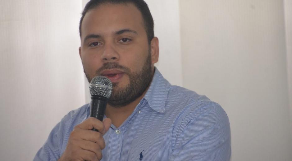 Julio Salas, exsecretario de Salud Distrital