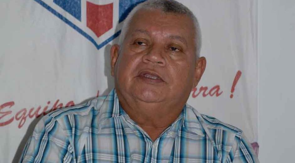 Luis Alberto Tete, exalcalde de Ciénaga.