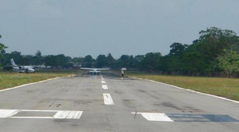 La estudiante de un colegio que murió atropellada por una aeronave que se disponía a volar hacia Chaparral e Ibagué.