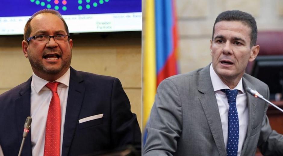 Lidio García y Carlos Cuenca