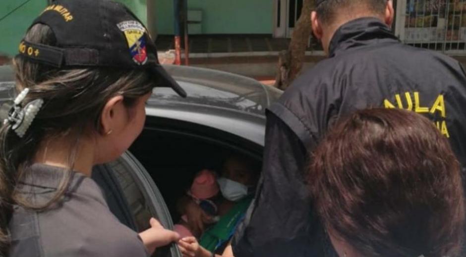 La menor fue raptada el pasado 22 de julio.