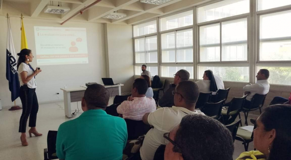 La Secretaría de Educación del Magdalena realizó el Encuentro Regional Uso de resultados de pruebas Saber.