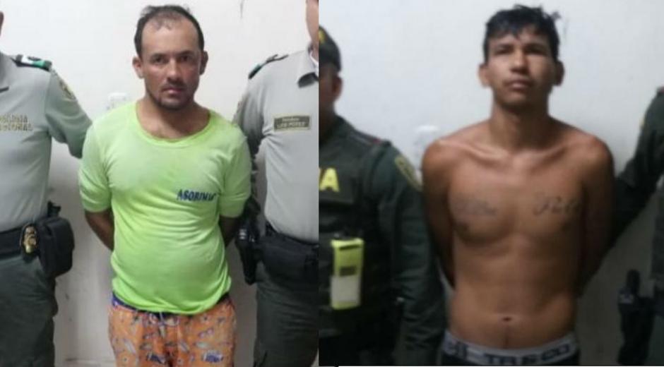 Capturados en El Rodadero y Pamplonita por delitos sexuales contra menores.