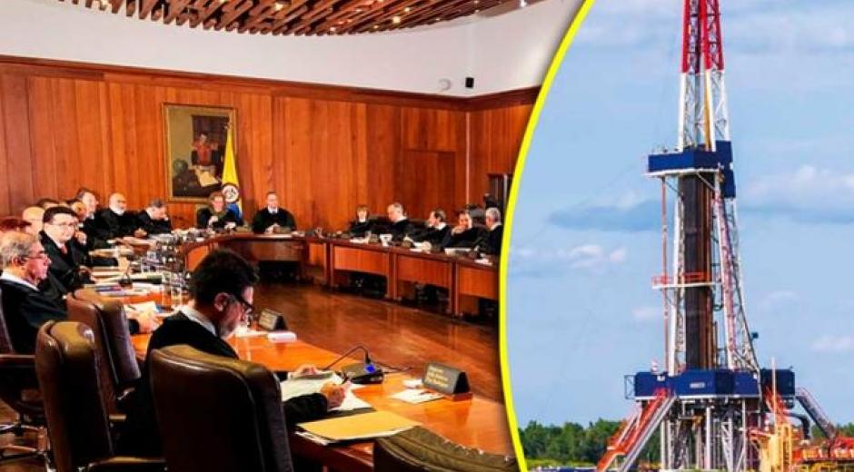 Audiencia de pruebas en demanda contra reglamentación del fracking en el Consejo de Estado.