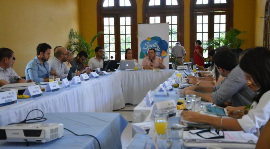 Consejo de Gobierno de Rafael Martínez.