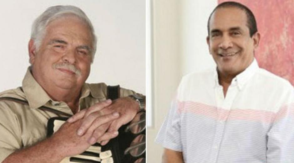 Rafael Ricardo y Rafael Manjarrez.