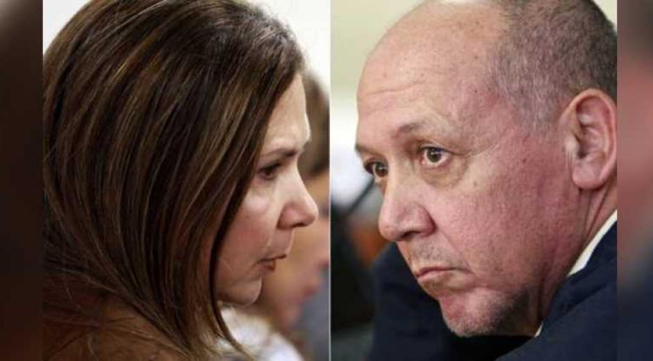 Inés Margarita y José Francisco Vives Lacouture.