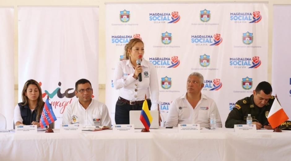 Gobernación del Magdalena liderará primera sesión del Consejo Departamental de Paz, Reconciliación y Convivencia.