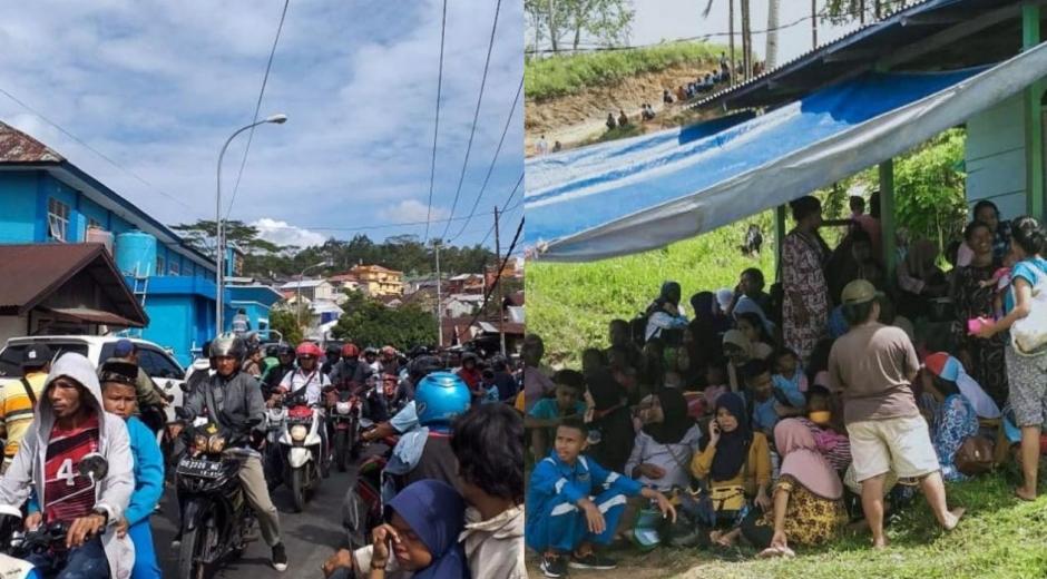 El terremoto deja hasta el momento 20 muertos y cerca de 100 heridos.