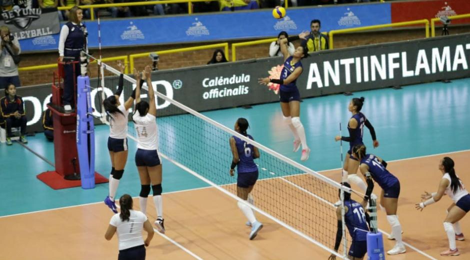 Colombia venció a Venezuela en el inicio del Preolímpico.