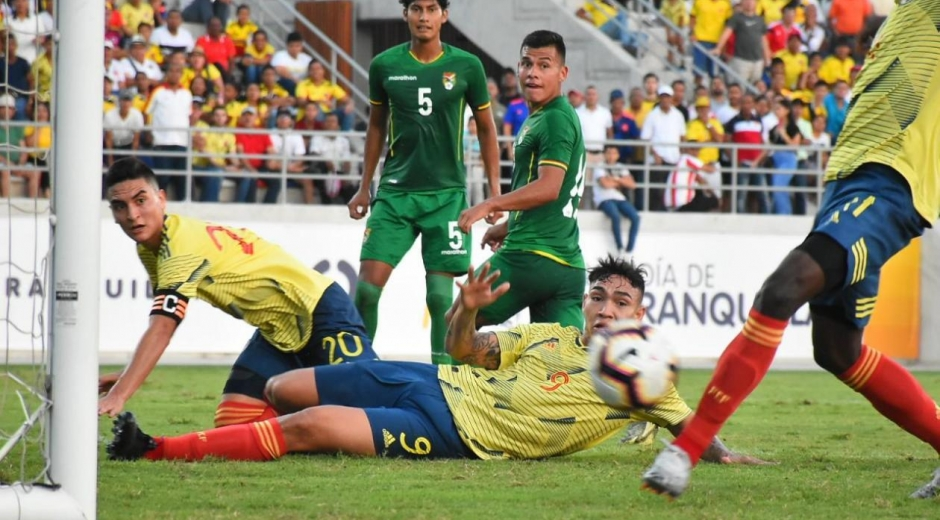 Momento del gol anulado a Ménder García.