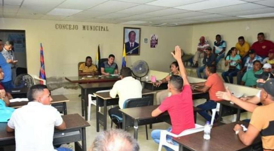 Concejo municipal de Puebloviejo - referencia.