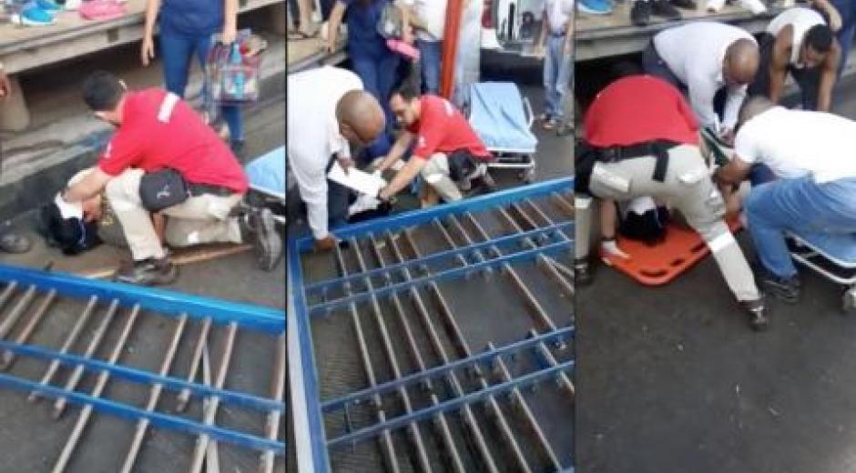 Accidente en Barranquilla