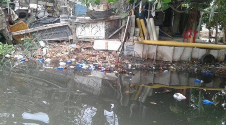 El río Manzanares es uno de los más contaminados en Santa Marta