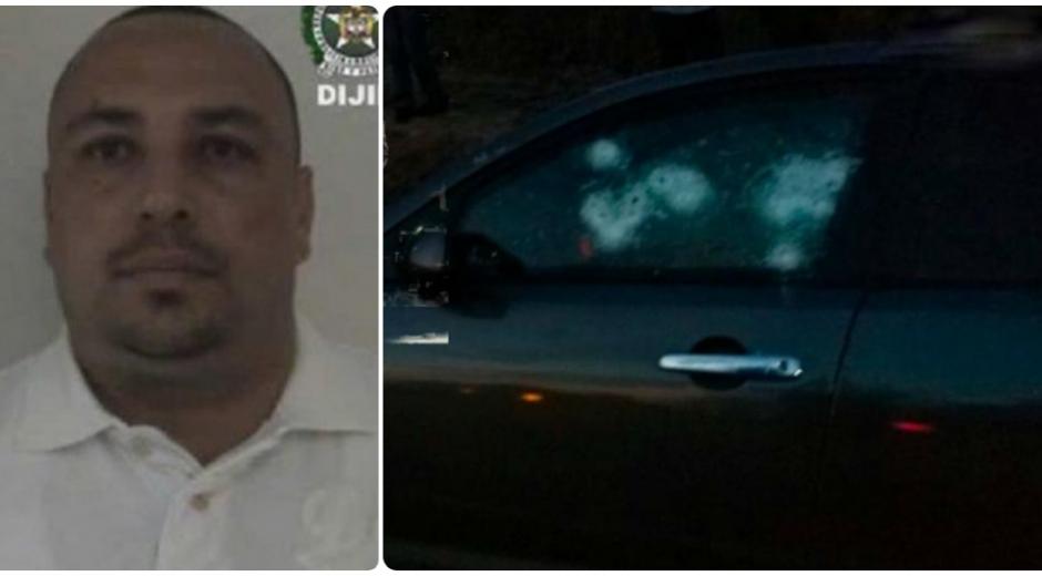 Javier Orlando Acosta Maestre fue asesinado a tiros con un arma llamada 'mata policías'.