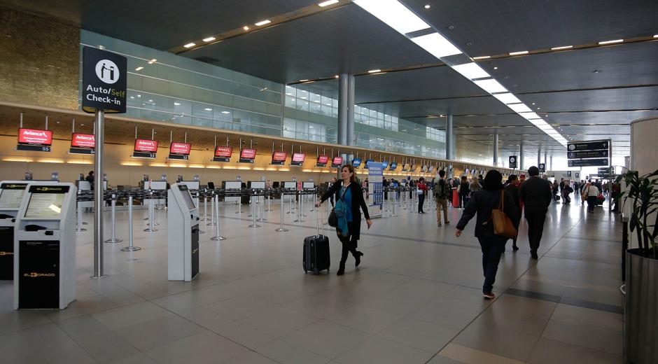 Aeropuerto El Dorado de Bogotá