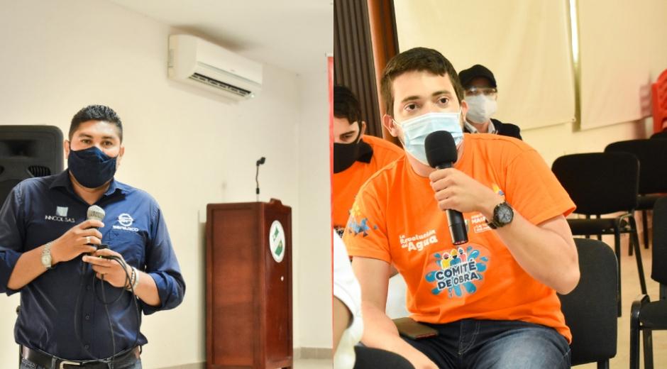 Estos encuentros tienen como finalidad propender por la transparencia en la ejecución de los proyectos.