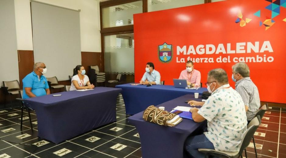 La Gobernación del Magdalena radicó un proyecto de ordenanza ante la Asamblea Departamental.