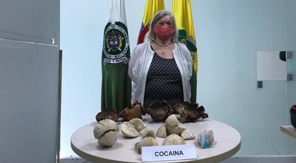 Esta fue la droga descubierta en los cocos.