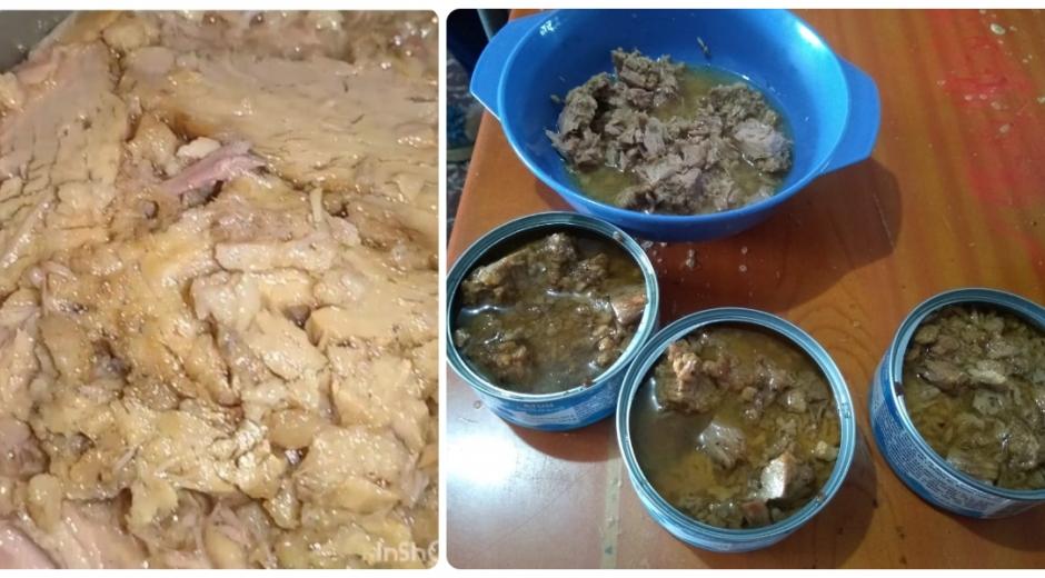 Esta es la calidad de los atunes que los denunciantes evitaron comer.