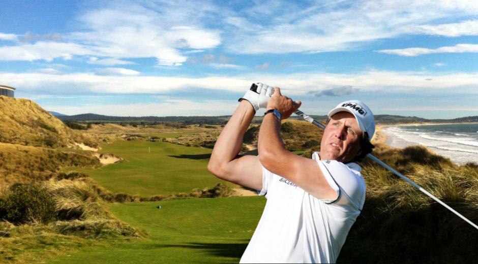 Los mejores hoteles para jugar golf en Australia.