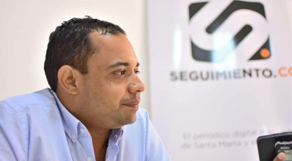 Carlos Mario Farelo, representante a la Cámara por el Magdalena