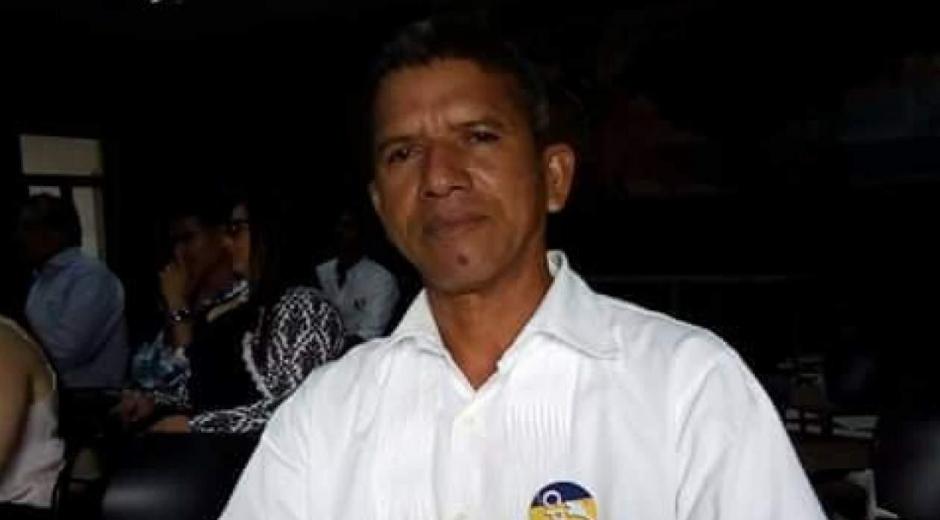 Luis Barrios Machado, el líder social asesinado en Palmar de Varela.