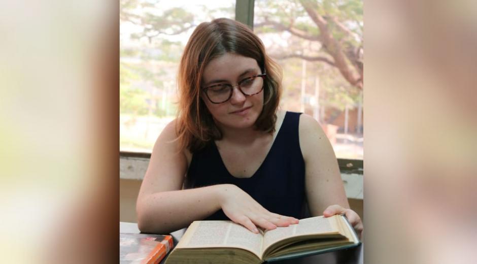 Estudiante francesa en Unimagdalena