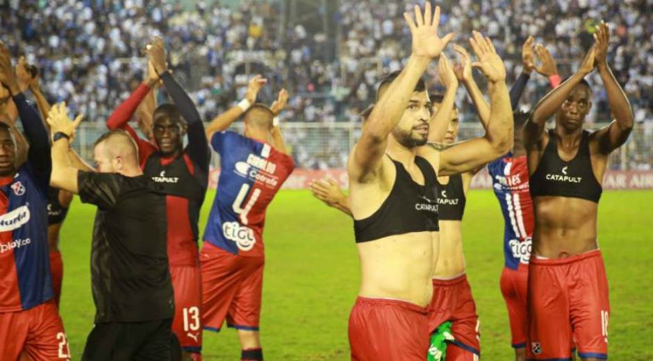 El 'Poderoso de la Montaña' se metió en la fase de grupos de la Libertadores.