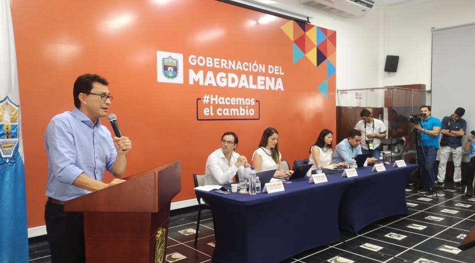 La jornada se realizará en el salón Bolívar del Palacio Tayrona