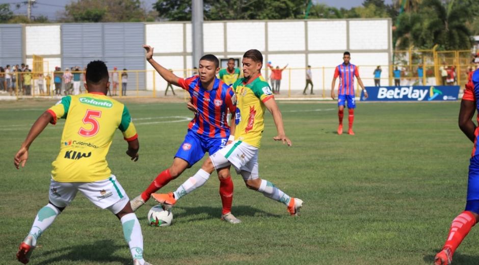 El 'Ciclón' en su próximo partido visitará al Bogotá F.C