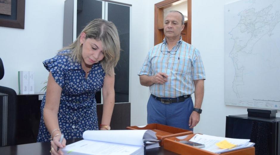 Germán de la Cruz Arrieta Violet, nuevo secretario de Salud.