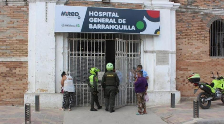 Imagen de ilustración - Hospital General de Barranquilla.