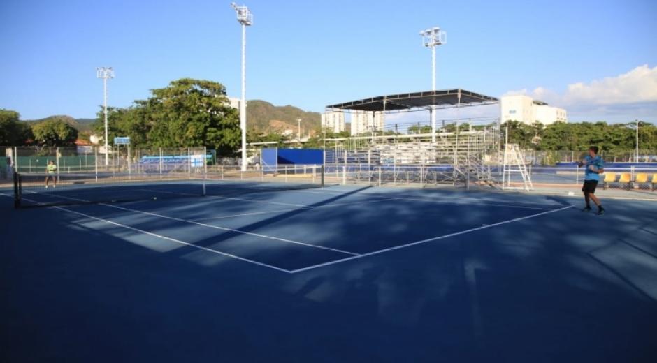 Las actividades deportivas en la ciudad están paralizadas por las medidas aplicadas para evitar la propagación de la pandemia.