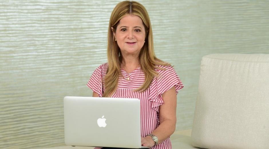Elsa Noguera, gobernadora del Atlántico.