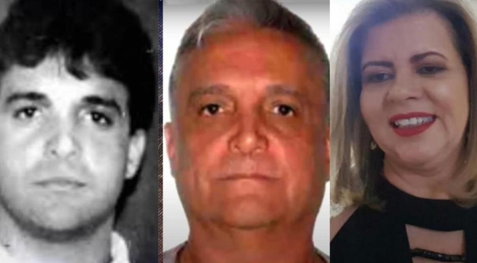 Jaime Saade Cormane (joven y actual) y Marli Ibrahim Días, su esposa.