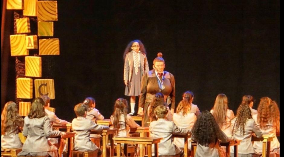 Festival de Teatro en Santa Marta.