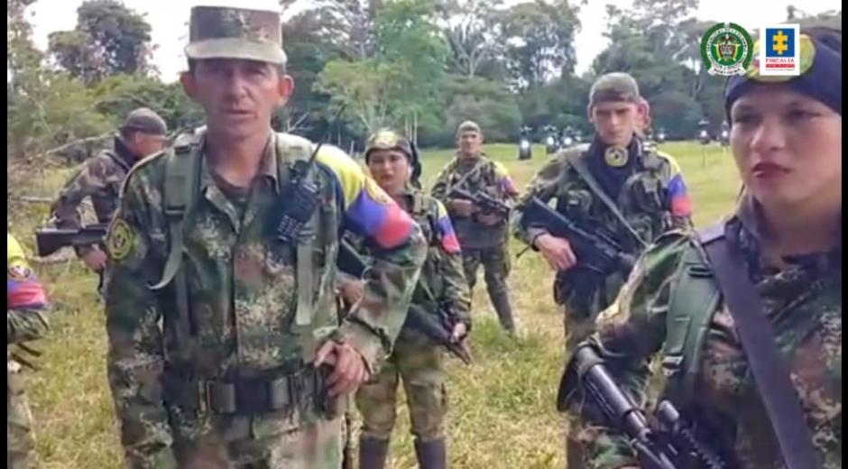 Los judicializados pertenecían al Grupo Armado Organizado Gaor-r28