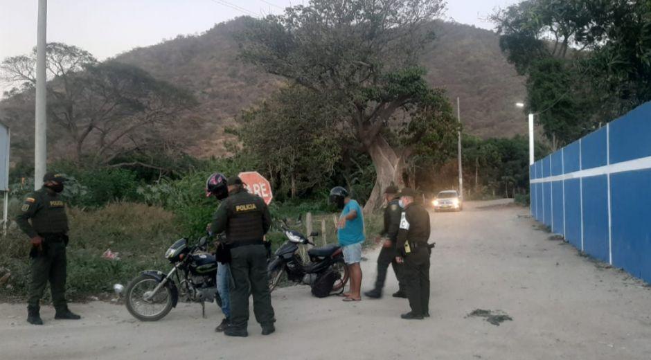 La Policía Metropolitana entregó un balance de los operativos realizados durante el fin de semana.