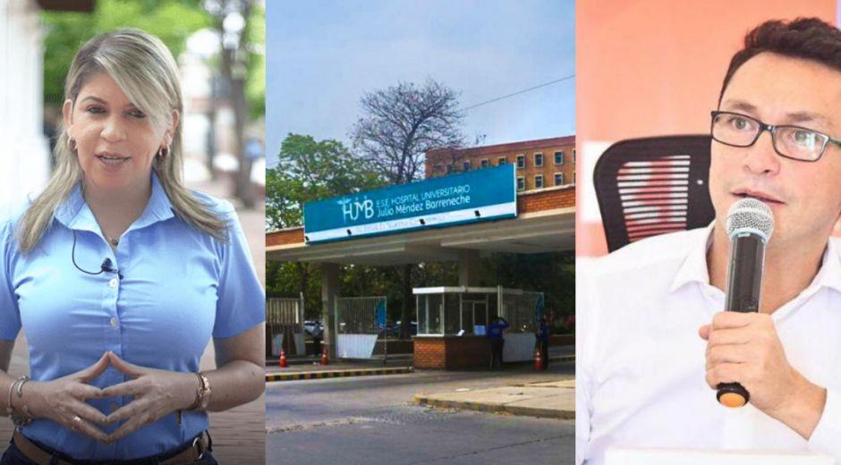 El hospital se encuentra en conversaciones con la alcaldía para llegar a un acuerdo de pago.