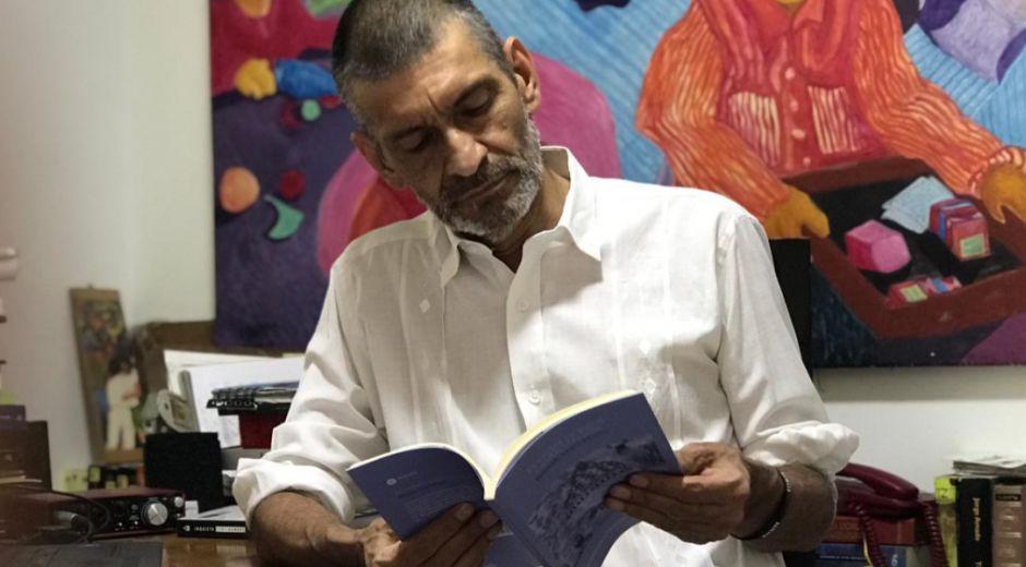 Fernando Linero Montes, poeta samario.