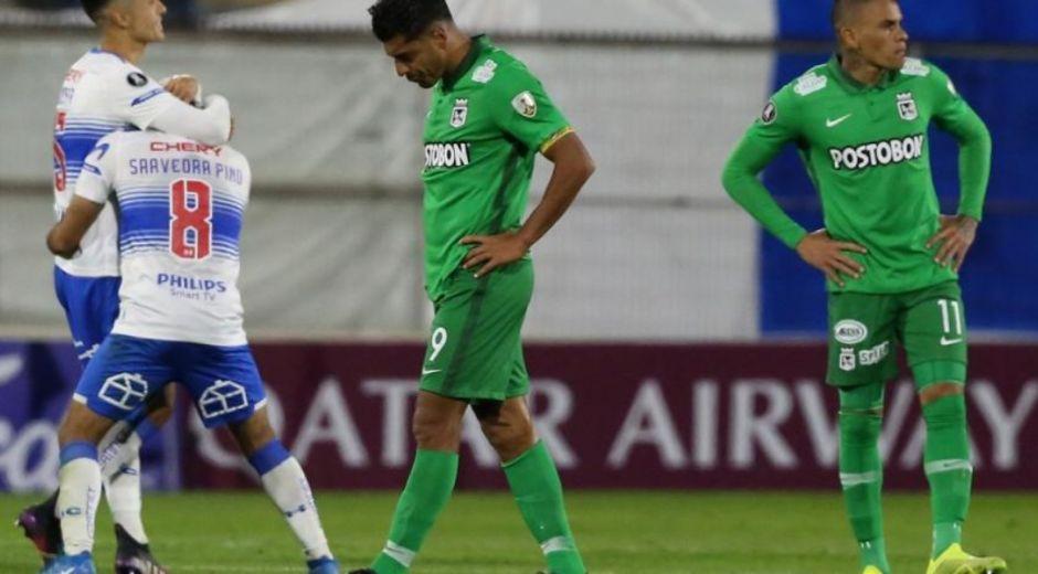 Nacional perdió 2 por 0.